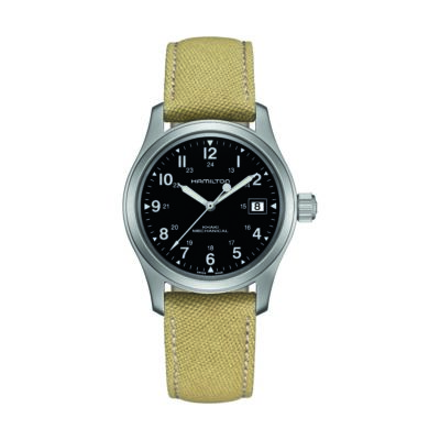 Khaki Field Officer Handwinding