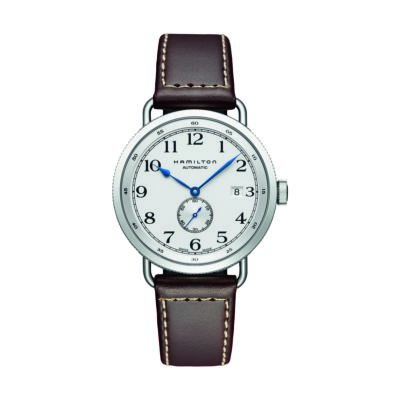 Khaki Navy Pioneer Small Second