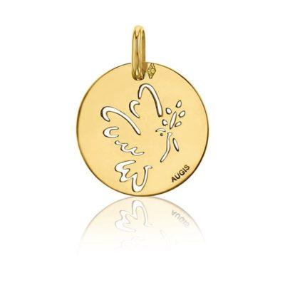 """Médaille """"Colombe"""" AUGIS"""