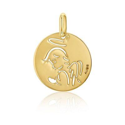 Médaille Ange ajouré AUGIS