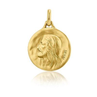 Médaille ronde du Christ AUGIS