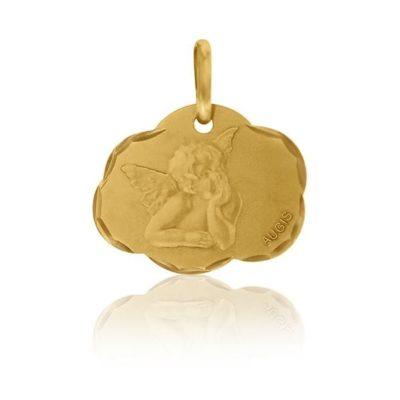 """Médaille """"Ange Raphaël nuage"""" AUGIS"""