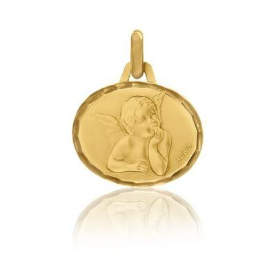 """Médaille """"Ange Raphaël"""" AUGIS"""
