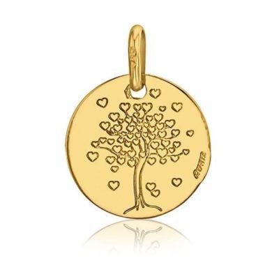 """Médaille """"Arbre aux coeurs"""" AUGIS"""