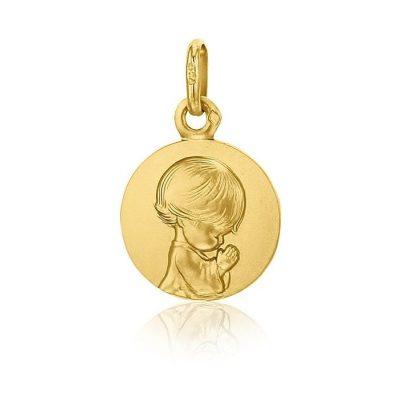 Médaille «Ange agenouillé» Loupiots AUGIS