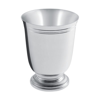 Timbale argent massif «Godrons» – Ercuis