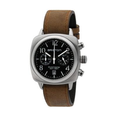 Montre Clubmaster Classic – Chronographe acier