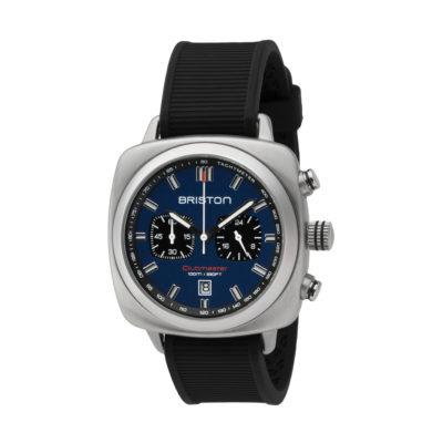 Montre Clubmaster Classic – Chronograph noir et bleu