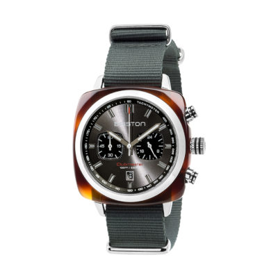 Montre Clubmaster Classic – Chronographe gris
