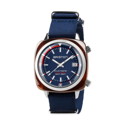 Montre Clubmaster Classic Diver bleu