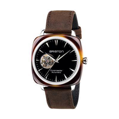 Montre Clubmaster Iconic Automatique noir